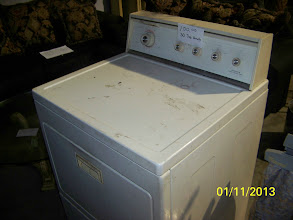 Photo: Kenmore Dryer $100