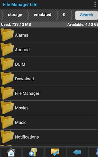 Nexus的文件资源管理器精简版