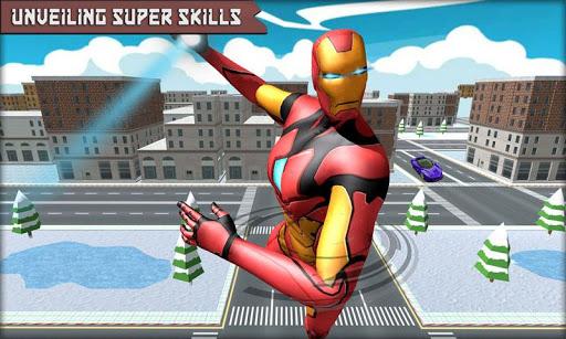 Iron Superhero War - Superhero Games 1.15 screenshots 7