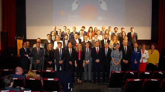 La Trayectoria Empresarial y el Emprendimiento Premios AJE 2019