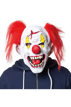 Mask, skrattande clown