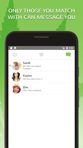 420 Singles Screenshot