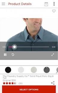 JCPenney- screenshot thumbnail