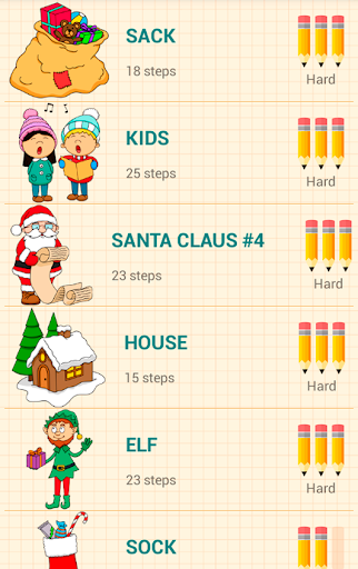 How to Draw Christmas 5.0 Screenshots 8