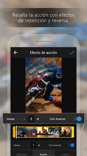 Editor de Video ActionDirector screenshot 4