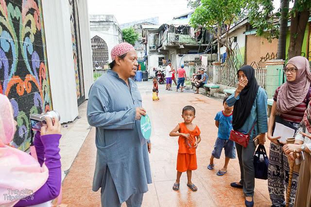 manila golden mosque tour