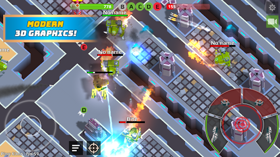 Robots.io- screenshot thumbnail