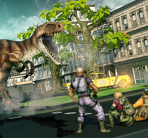 Dino Hunter Sniper 3d: Dinosaur Free FPS Shooting apkdebit screenshots 5