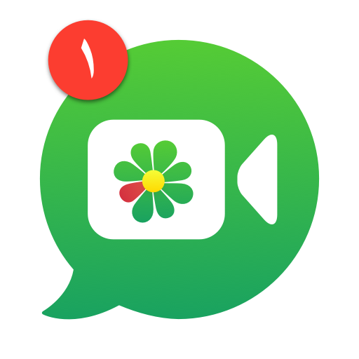 مكالمات فيديو وشات فيديو ICQ
