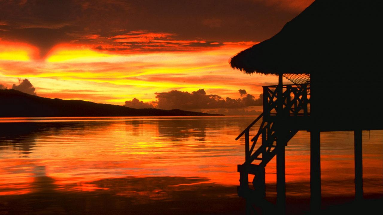 Beach Sunset Live Wallpaper Android Apps on Google Play