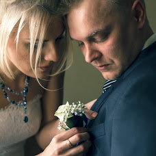 Wedding photographer Aleksandr Khlebnikov (Hlebnikov). Photo of 22.01.2014