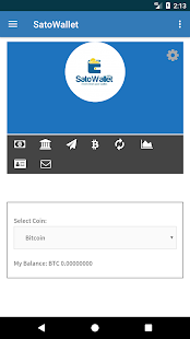 Satowallet- screenshot thumbnail