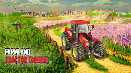 Farmland Tractor Farming - Farm Games 1.3 screenshots 10