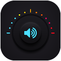 Increase Volume Louder Speaker icon