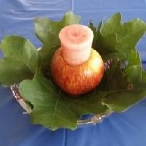 Apple Or  Mini Pumpkin Holiday Table Decoration Recipe