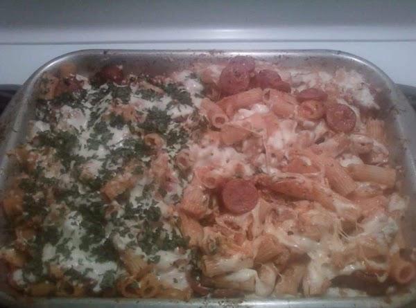 Lasagna Casserole Melt Recipe