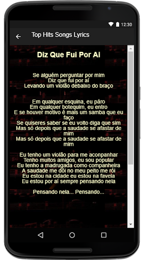 Download luiz melodia (songs+lyrics) google play softwares.