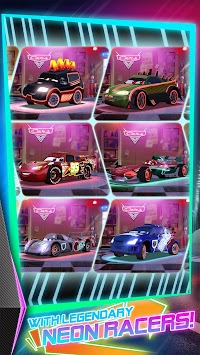 Cars: Fast as Lightning APK screenshot thumbnail 3