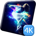 Break Dance 4K Live Wallpaper icon