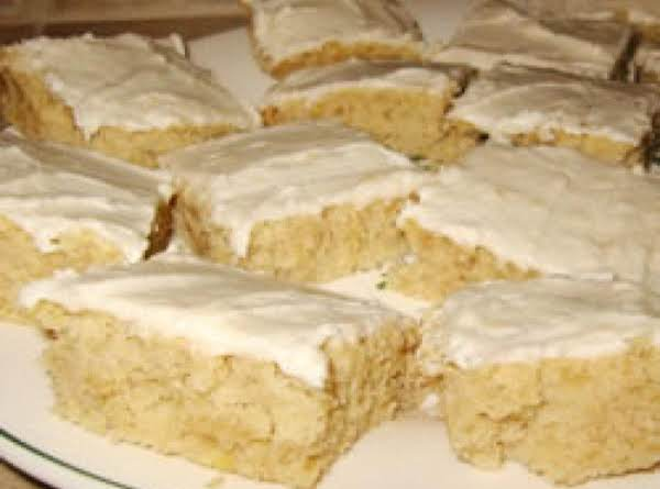 Yummy Banana Bars