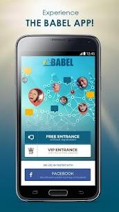 BABEL: International Chat & Dating 7.4 Download Mod Apk 1