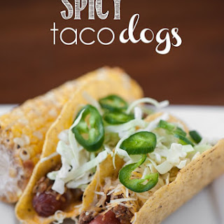 Spicy Taco Dogs