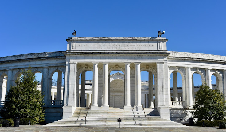 Entrance to the Marble Amphitheater