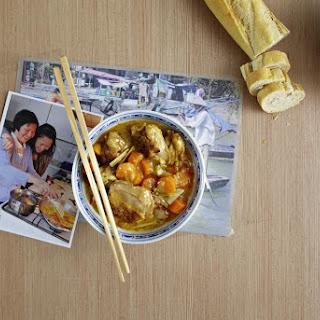 Cà Ri Gà - Vietnamese Chicken Curry