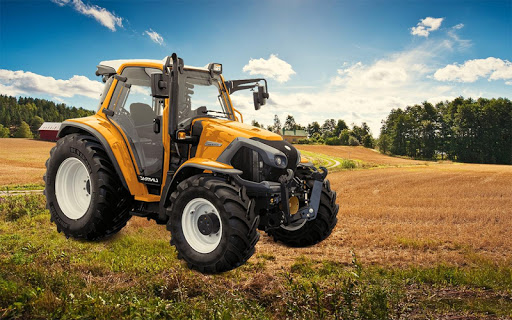 Farming Simulator 19: Real Tractor Farming Game 1.1 screenshots 12