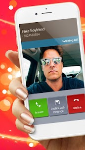 Fake Call Boyfriend App Download For Android 1