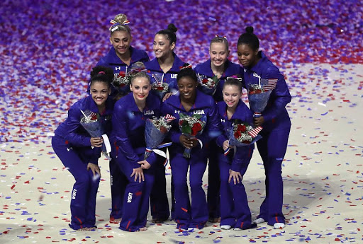 How can I watch the 2021 US Gymnastics Olympic trials?