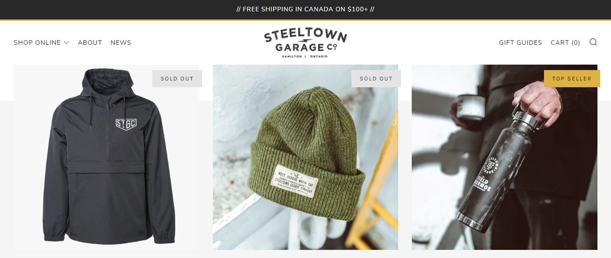 Steeltown Garage Co