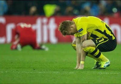 Marco Reus à nouveau blessé !