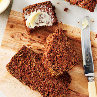Maple Carrot Loaf.