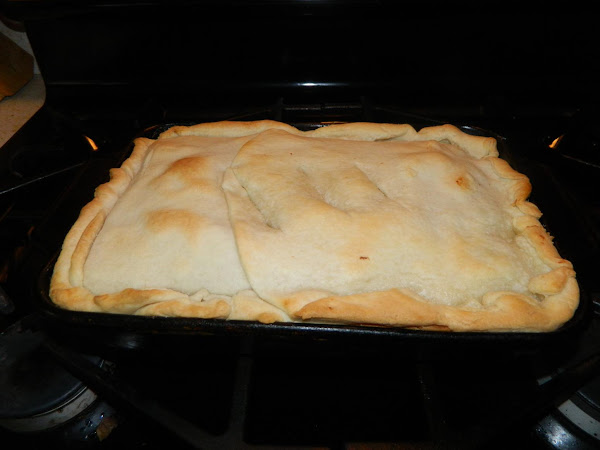 Easy Homemade Chicken Potpie Recipe