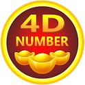 4D Lucky Number icon