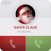 Santa Calling From North Pole