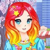 Tải Anime và Kawaii Trò Chơi Thời Trang APK