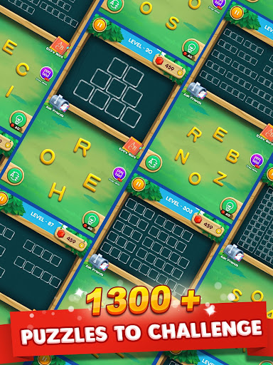Word Zoo - Word Connect Ruzzle Free 1.5.5 screenshots 7