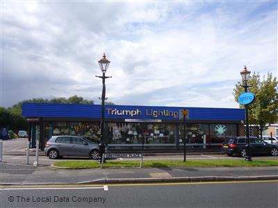 triumph lighting on greyfriars place lighting retailers in town