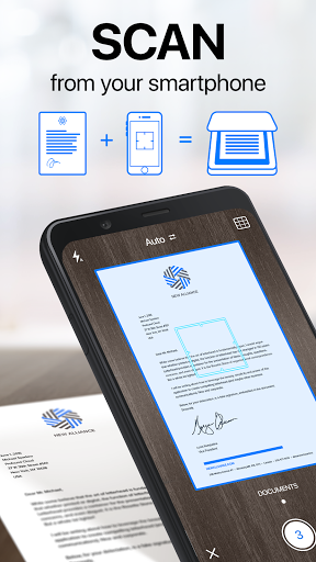 Scanner App u2013 Scan Documents with Free PDF Scanner Apk 1