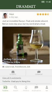 Drammit - Social Whisky App- screenshot thumbnail