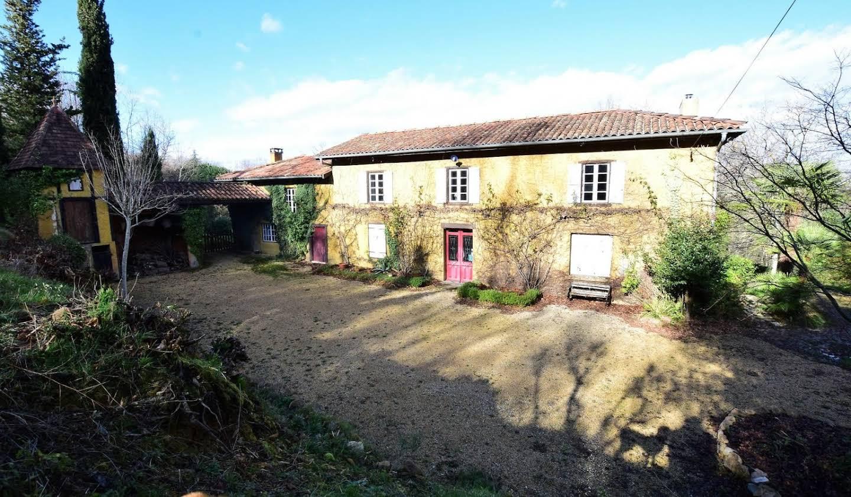 Maison avec terrasse Boulogne-sur-Gesse