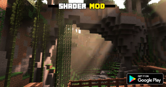 Realistic RTX Shaders Mod for MCPE 3