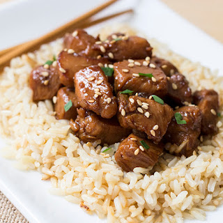 Chicken Teriyaki.
