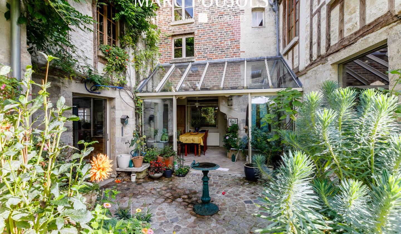 Maison avec terrasse Senlis