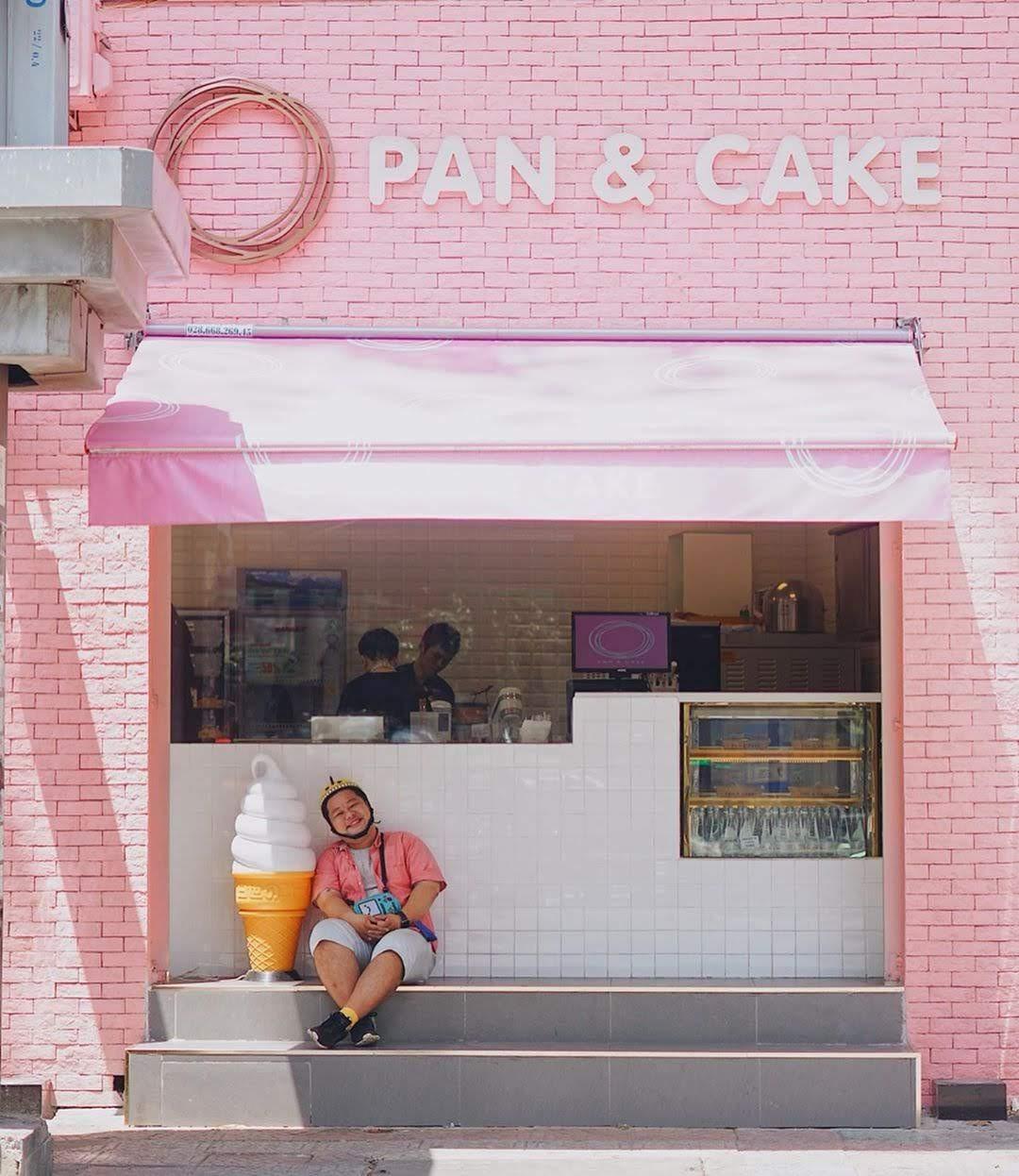 PAN&CAKE SÀI GÒN