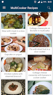 Multicooker photo recipes - náhled
