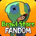 Brawl Stars Fandom-All Video, Free Wallpaper Chat icon