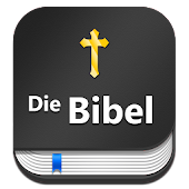 German Bible - Bibel (Luther) with KJV